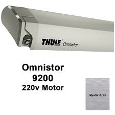 Omnistor Awning Parts Thule Omnistor 9200 Cream Motor Awning Leisure Outlet