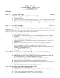 Sample Resume Research Assistant Maintenance Technician Sample Resume Resume For Your Job Application