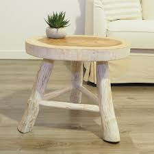 Painted Wood Coffee Table White Scandi Wooden Coffee Table By Za Za Homes