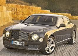 4 New Genuine Oem Factory Bentley Mulsanne 2 Piece Mulliner 21