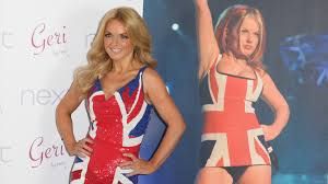 union jack halloween costume geri halliwell launches new union jack collection for next