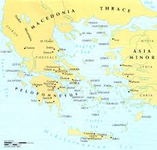 Blank Map Of Ancient Greece You Can See A Map Of Many Places On The List On The Site Page 1255