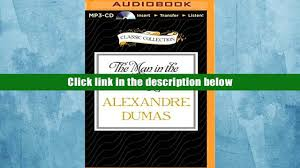 pdf the man in the iron mask the classic collection alexandre