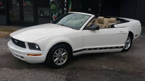 2007 ford mustang convertible mr perfect customs