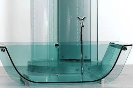 Alternative Bathtubs Latest In Luxury The See Through Bathtub Wsj