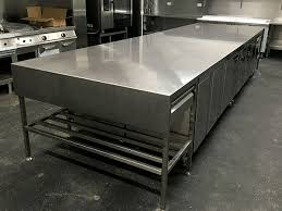 Stainless Steel Bench Top Benches And Benchtops Ackland Stainless Steel