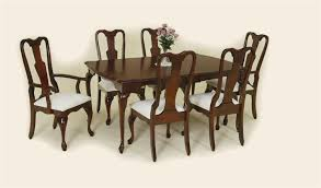 Queen Anne Dining Room Furniture by Amish Queen Anne Dining Room Table