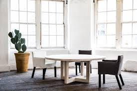 global round dining table mcm house