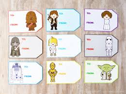 play doh gift ideas with free printable gift tags star wars