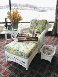 White Wicker Chaise Lounge Clearance 52 Best White Wicker Images On Pinterest Country Porches White