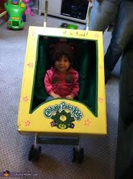 Cabbage Patch Halloween Costume Baby Cabbage Patch Doll Costume Idea Babies