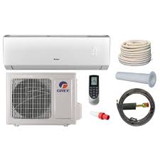 gree vireo 12 000 btu 1 ton ductless mini split air conditioner