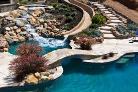 Swimming Pool Ideas For Backyard Pool Builders Custom Swimming Pools Pool Construction