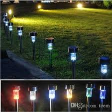 Solar Outdoor Light Fixtures by Led Solar Lawn Garden Lights Led Solar Garden Lights Outdoor