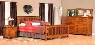 BEDROOM - Arts and craft bedroom furniture
