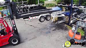 boat trailer rental miami florida happy trailer rentals