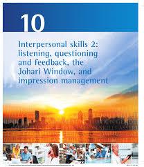 interpersonal skills 2 4 e 2016