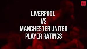 manchester united player ratings david de gea and phil jones