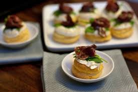 goats cheese canape recipes guide to archive appetizer recipe