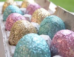 Where To Buy Edible Glitter 26 Unique Ways To Decorate Easter Eggs This Spring