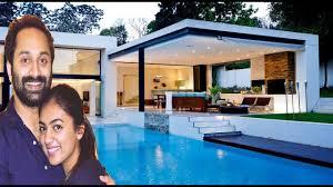 House Family Fahadh Faasil Luxury Life Net Worth Salary Business