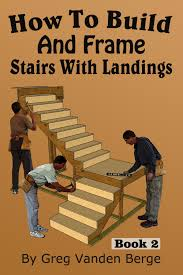 Garage Stairs Design How To Build And Frame Stairs With Landings Youtube Stairs