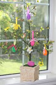 Easter Decorating Ideas For The Home by Easter Trees Decorations To Make U2013 Happy Easter 2017