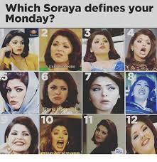 Soraya Meme - which soraya defines your monday 3 cries in spanish res 12 10 like