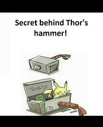 join whatsapp secret behind thor s hammer facebook