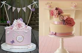 pretty birthday cakes cake geek magazine