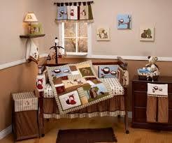 Nature Themed Crib Bedding Woodland And Nature Theme Nursery Décor Nursery Nursery Decor