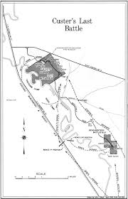 Map Of Custer State Park by Little Bighorn Links