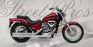 2008 Honda Shadow Honda Shadow Vlx 600 1988 07 Roadburner 2 5 In Street Pros