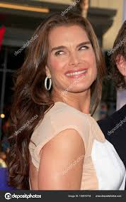 actress brooke shields u2013 stock editorial photo jean nelson