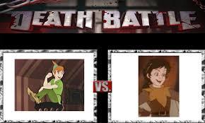 Peter Pan Meme - death battle disney peter pan vs fox s peter pan by 1992andbeyond