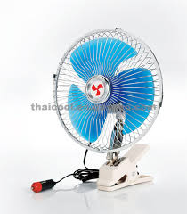 6 inch oscillating fan mini 6 inch 8 inch dc 12 volt full seal clip on auto fan