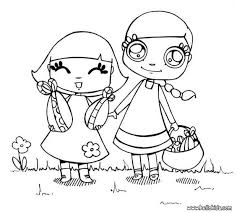 easter bunny delivering eggs coloring pages hellokids com