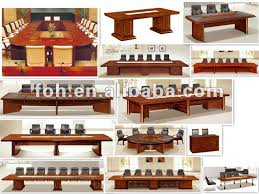 Quality Conference Tables 14 20 Seats Black Table Top Veneer Conference Table Quality