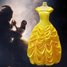 Belle Halloween Costume Adults Cheap Princess Belle Dress Aliexpress