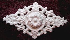 plaster mold empire medallion mold craft mold decorative