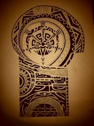 maori tattoo design sleave by studiumdesign on deviantart