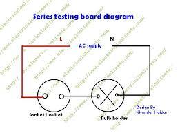 how to make a series testing board electrical 4u