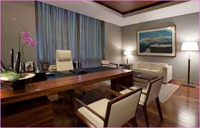 Work Office Decorating Ideas Executive Office Decor Lighting House Design And Office Stunning