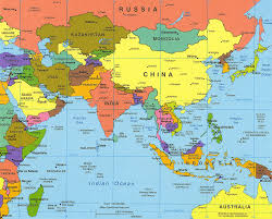 asia east map history of central asia with and east map throughout