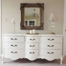 Small Dresser For Bedroom Bedroom Glamorous Bedroom Dressers In White Finish With Desk L
