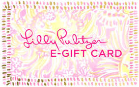 gift cards gifts lilly pulitzer