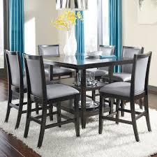 Counter Height Dining Room Set by Tamsyn Counter Height Dining Set U2013 Jennifer Furniture