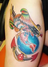 45 anchor tattoo design ideas nenuno creative