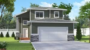 bi level floor plans with attached garage bi level built homes deer