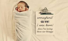 birth announcements 10 adorable instagram birth announcements kidspot